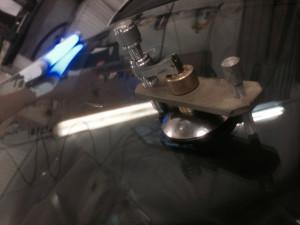 Заделка трещин на лобовом стекле
