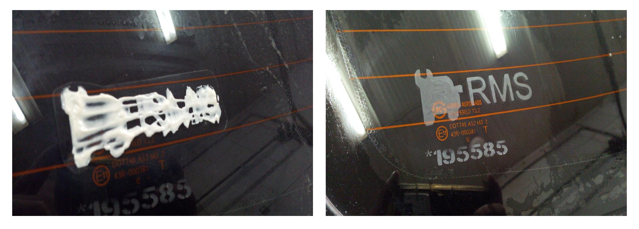 Что такое противоугонная маркировка стекла