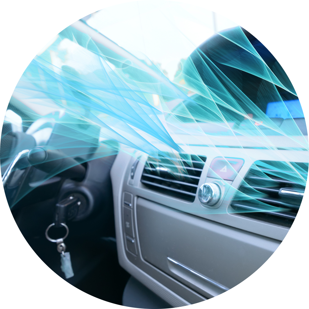 Заправка фреоном кондиционера автомобиля