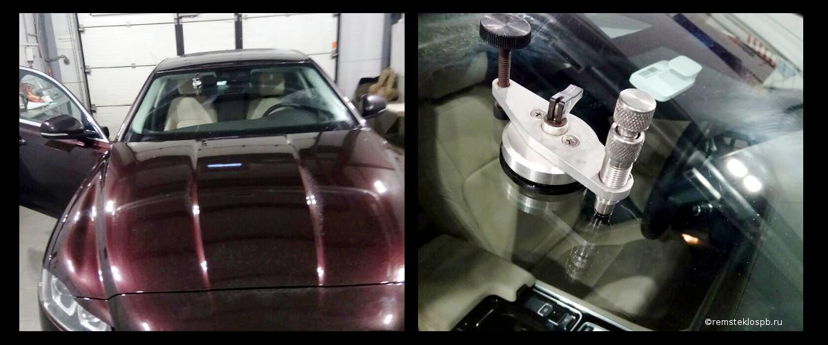 Ремонт автомобильных лобовых стекол
