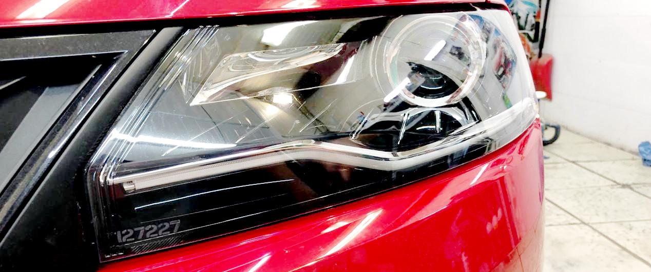 противоугонная маркировка стекол автомобиля в СПб