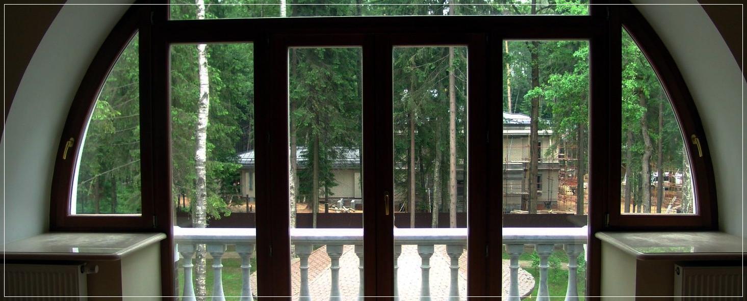 Резка оконного стекла в СПб
