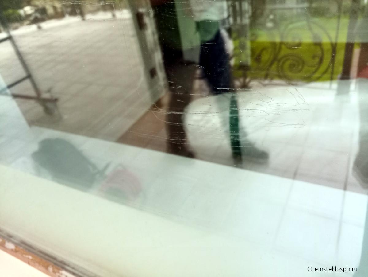 Полировка стеклопакетов в КП