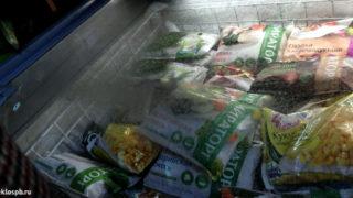 Полировка витрин холодильной камеры
