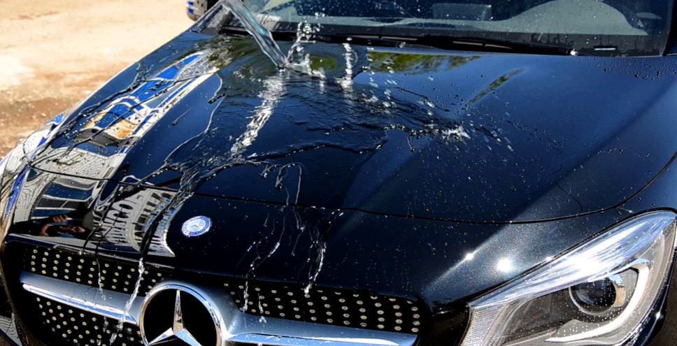 Для чего нужно жидкое стекло в автомобиль