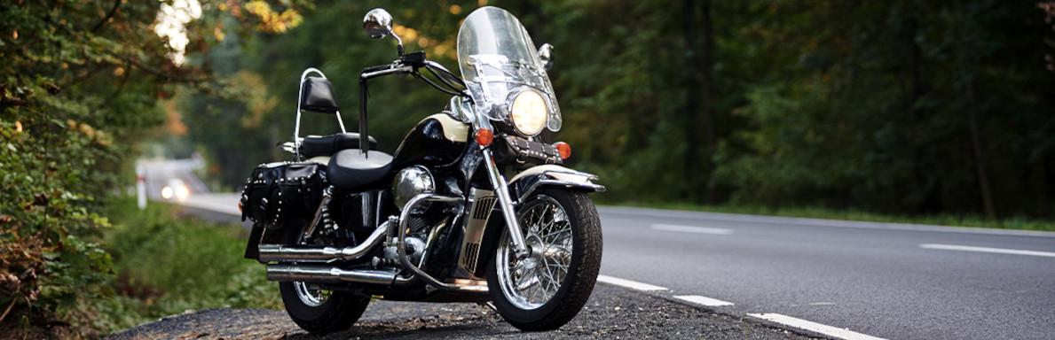 Полировка ветрового стекла мотоцикла