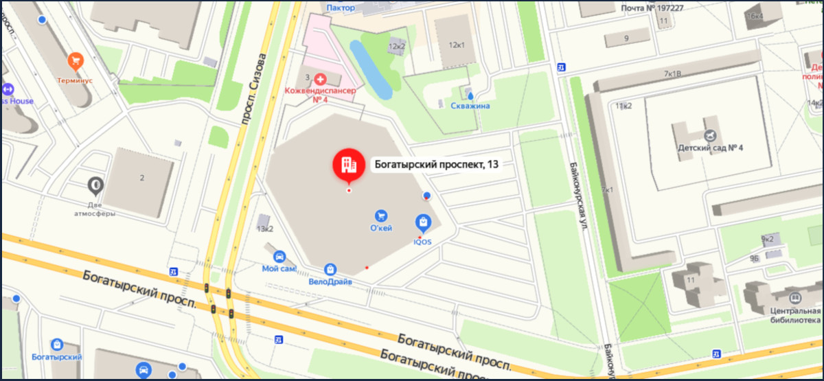 Ремонт автостекол в Приморском районе СПб