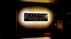 Полировка стекла в «Balcon Lounge bar»