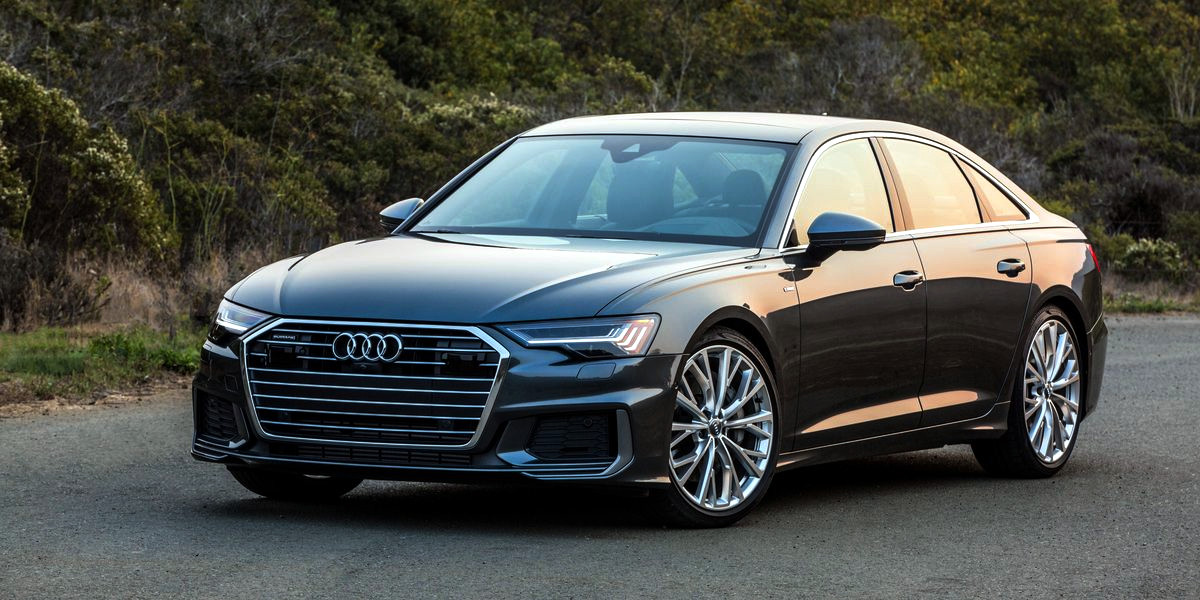Ремонт лобового стекла Audi