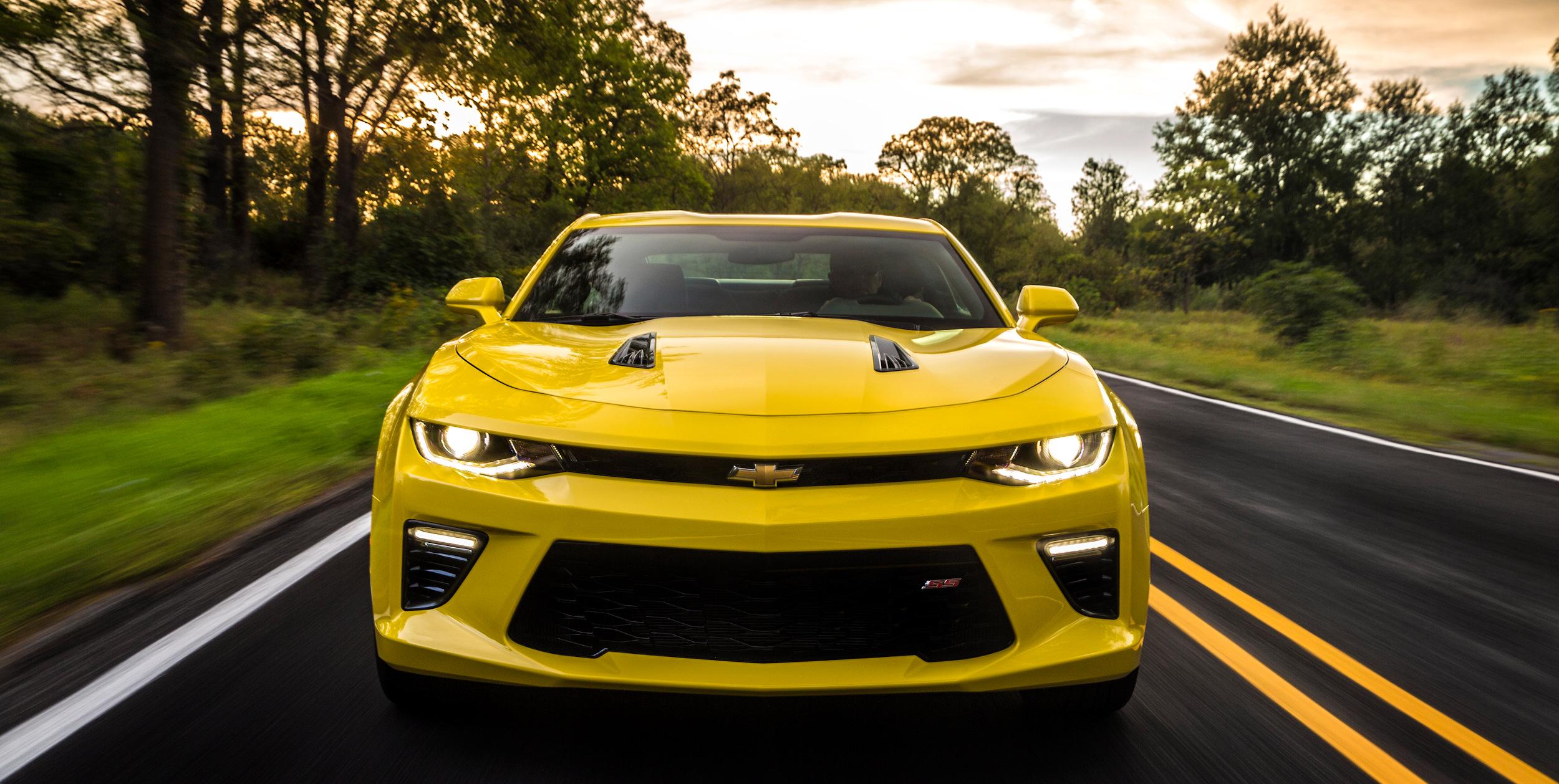 Ремонт стекла Chevrolet