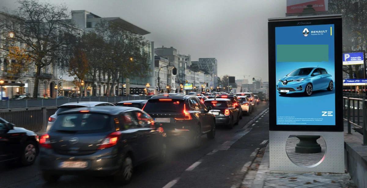 Мойка рекламных вывесок в Санкт-Петербурге
