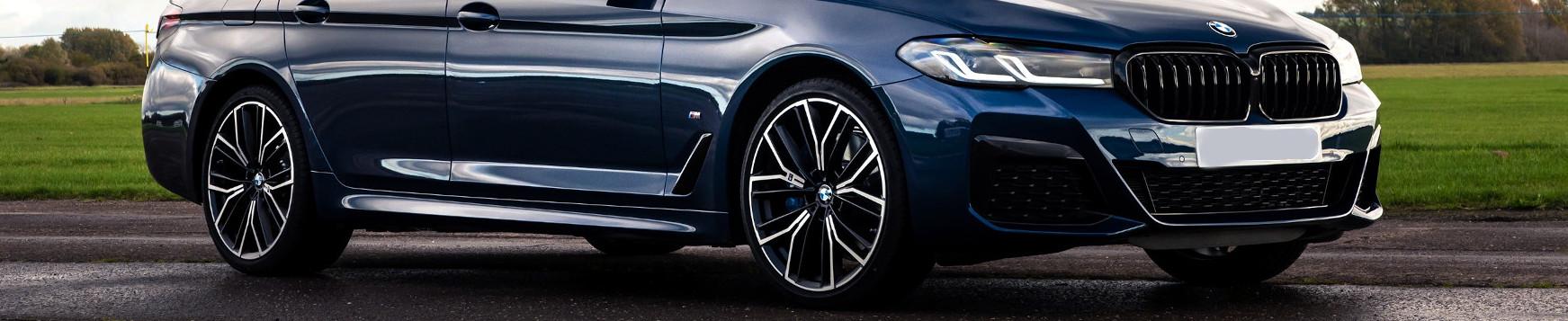 Полировка фар BMW
