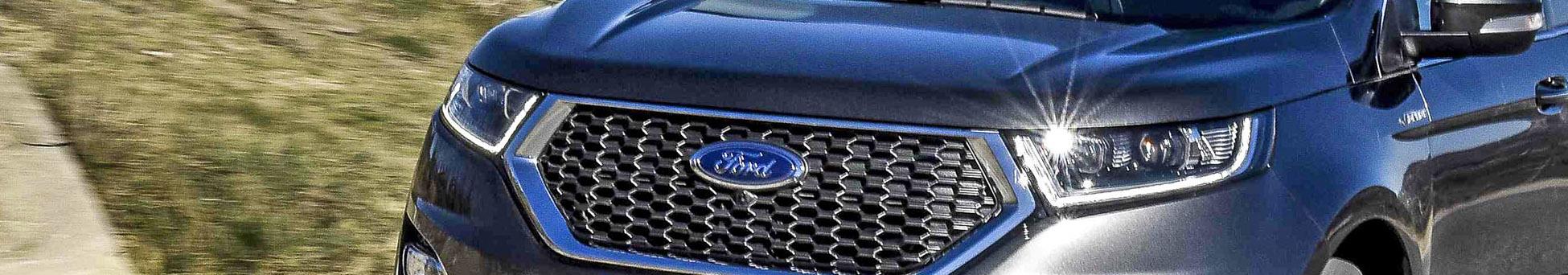 Полировка фар Ford в Санкт-Петербурге