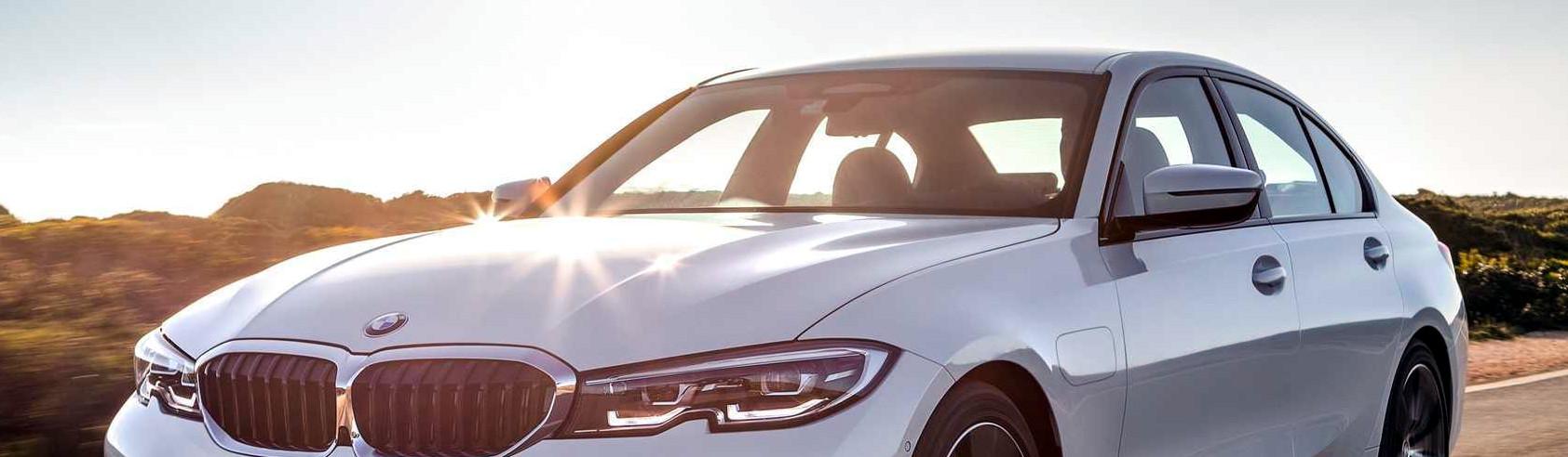 Полировка лобового стекла BMW