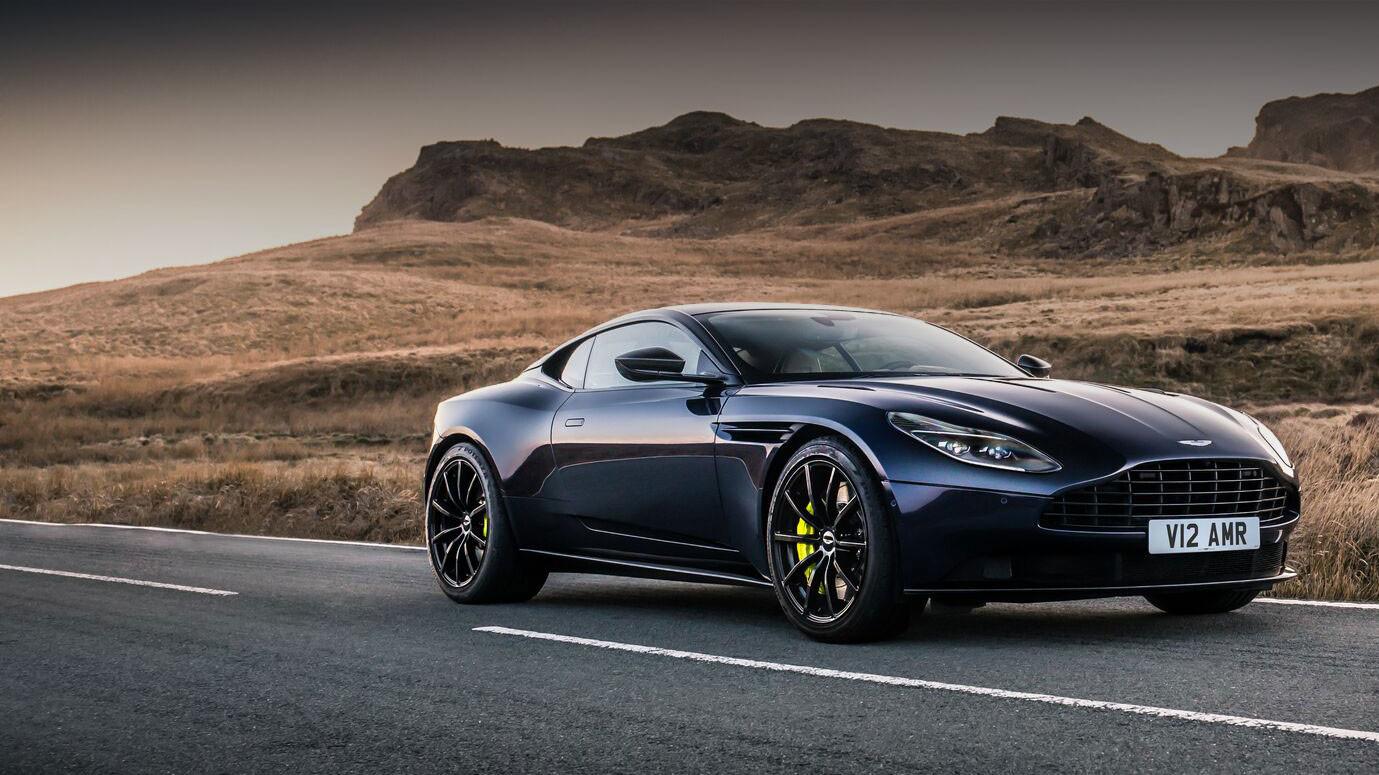 Ремонт лобового стекла Aston Martin