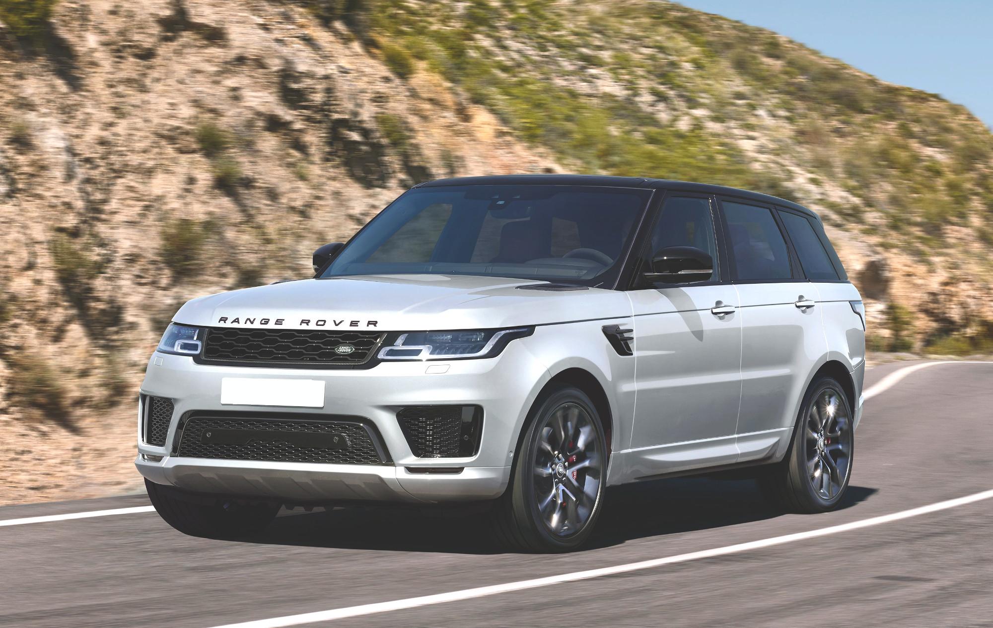 Ремонт лобового стекла Land Rover