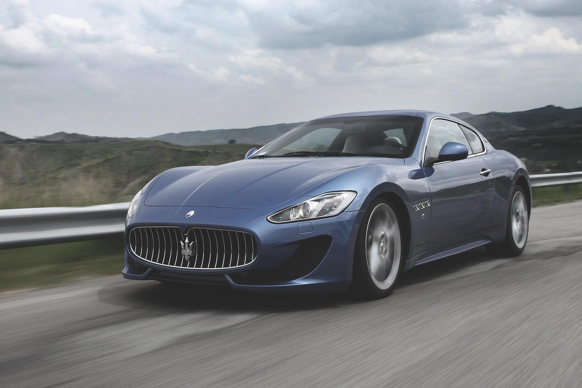 Ремонт лобового стекла Maserati