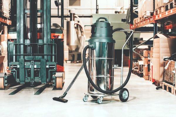 Уборка производственных и промышленных помещений